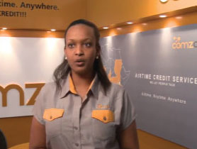 Hear Keza Bunyenyezi, Director at ComzAfrica, speak about Airtime on Credit and why VAS products are so important